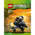lego ninjago mini figure cole bagged