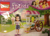 lego friends polybag emma cream cart