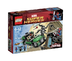 lego super heroes spider-cycle chase venom