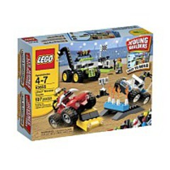 Bricks And More Monster Trucks 10655
