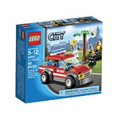 Discount City Fire Chief Car 60001