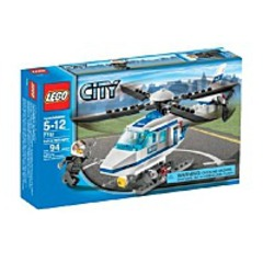 Discount City Police Helicopter 7741