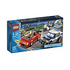 Discount City Police High Speed Chase 60007