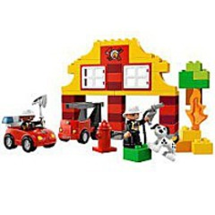 Duplo My First Fire Station 6138