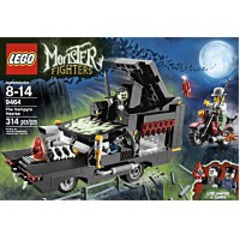 Discount Monster Fighters 9464 The Vampyre Hearse