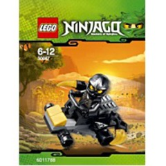 Ninjago 30087 Cole Zxs Car