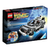 lego lorean time machine building