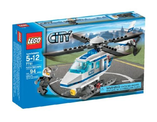City Police Helicopter 7741