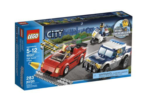 City Police High Speed Chase 60007
