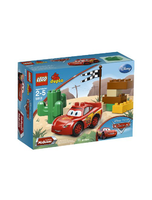 Duplo Cars Lightning Mc Queen 5813