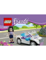 Friends Set 30103 Emmas Car