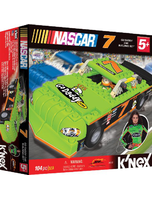 Knex 7 Go Daddy Car Building Set