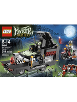 Monster Fighters 9464 The Vampyre Hearse