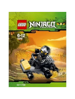 Ninjago Mini Figure Set 30087 Cole Zxs